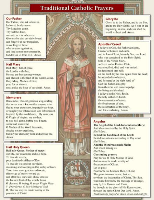 Traditional catholic sites