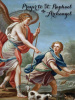 Prayer to St. Raphael the Archangel Card