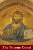 Nicene Creed Prayer Card (Christ Pantocrator Icon)