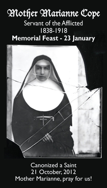 Mother Marianne Cope Canonization Magnet
