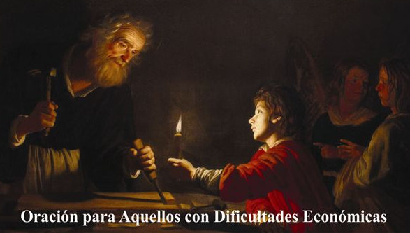*SPANISH * Prayer During Financial Hardship Card