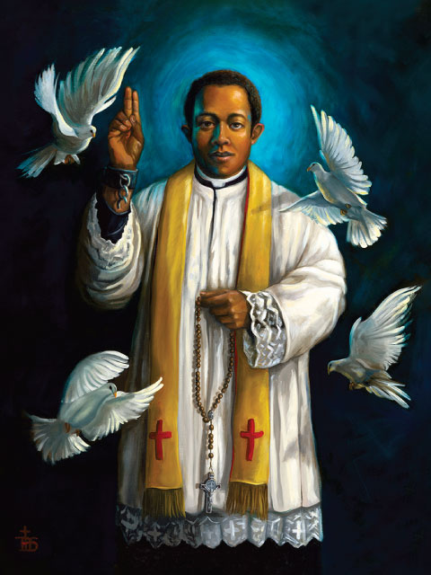 Servant of God Father Augustus Tolton Prayer Card