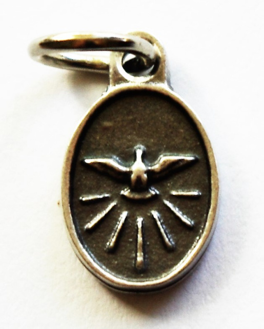 Super Mini Holy Spirit Charm***BUYONEGETONEFREE***