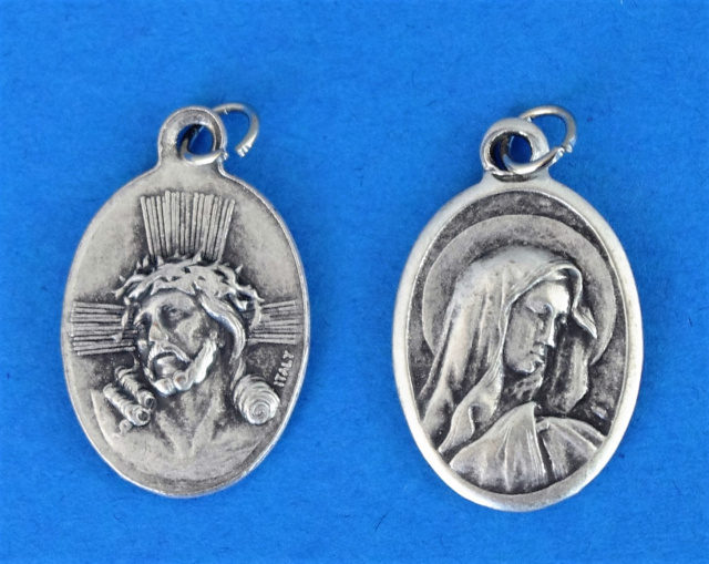 Good Friday Ecce Homo (Behold the Man) Medal
