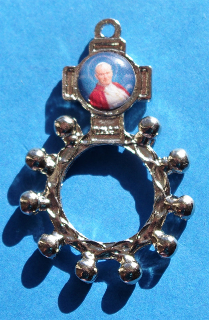 Pope John Paul II Rosary Ring