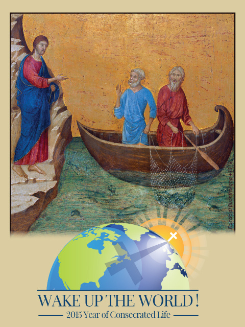 Prayer Card for the Year of Consecrated Life 2015 (LARGE)