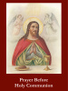Prayer Before Holy Communion Card