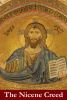 Nicene Creed Prayer Card - Christ Pantocrator Icon (LARGE)