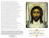 Litany of the Holy Face of Jesus-The Passion