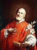 St. Philip Neri Prayer Card