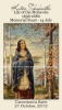 St. Kateri Tekakwitha Prayer Card