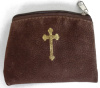 Suede Rosary Case ***BUYONEGETONEFREE***