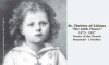 St. Therese Prayer Card
