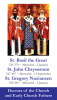 SEPTEMBER 13th: St. John Chrysostom Holy Card ***BUYONEGETONEFREE***