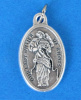 Our Lady Undoer (Untier) of Knots Medal