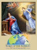 Commemorative Holy Card for the Year of Consecrated Life 2015
